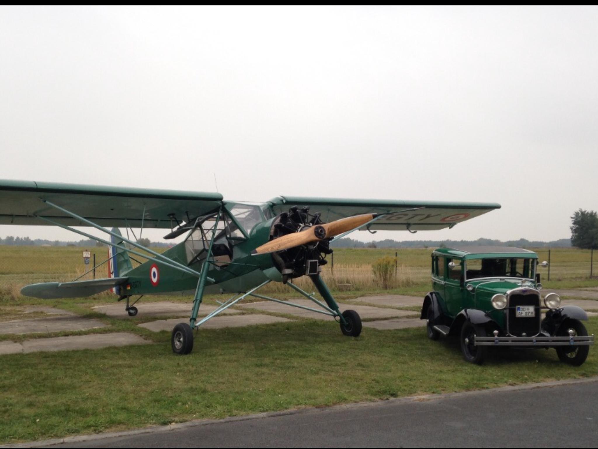 Fliegendes Museum